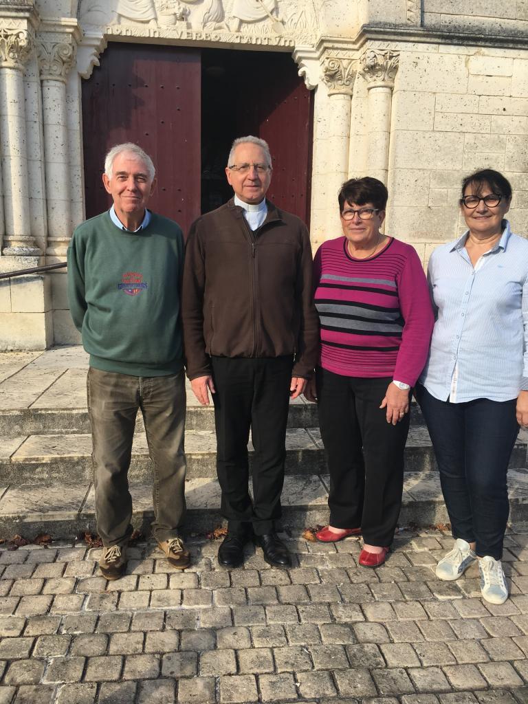 Equipe pastorale
