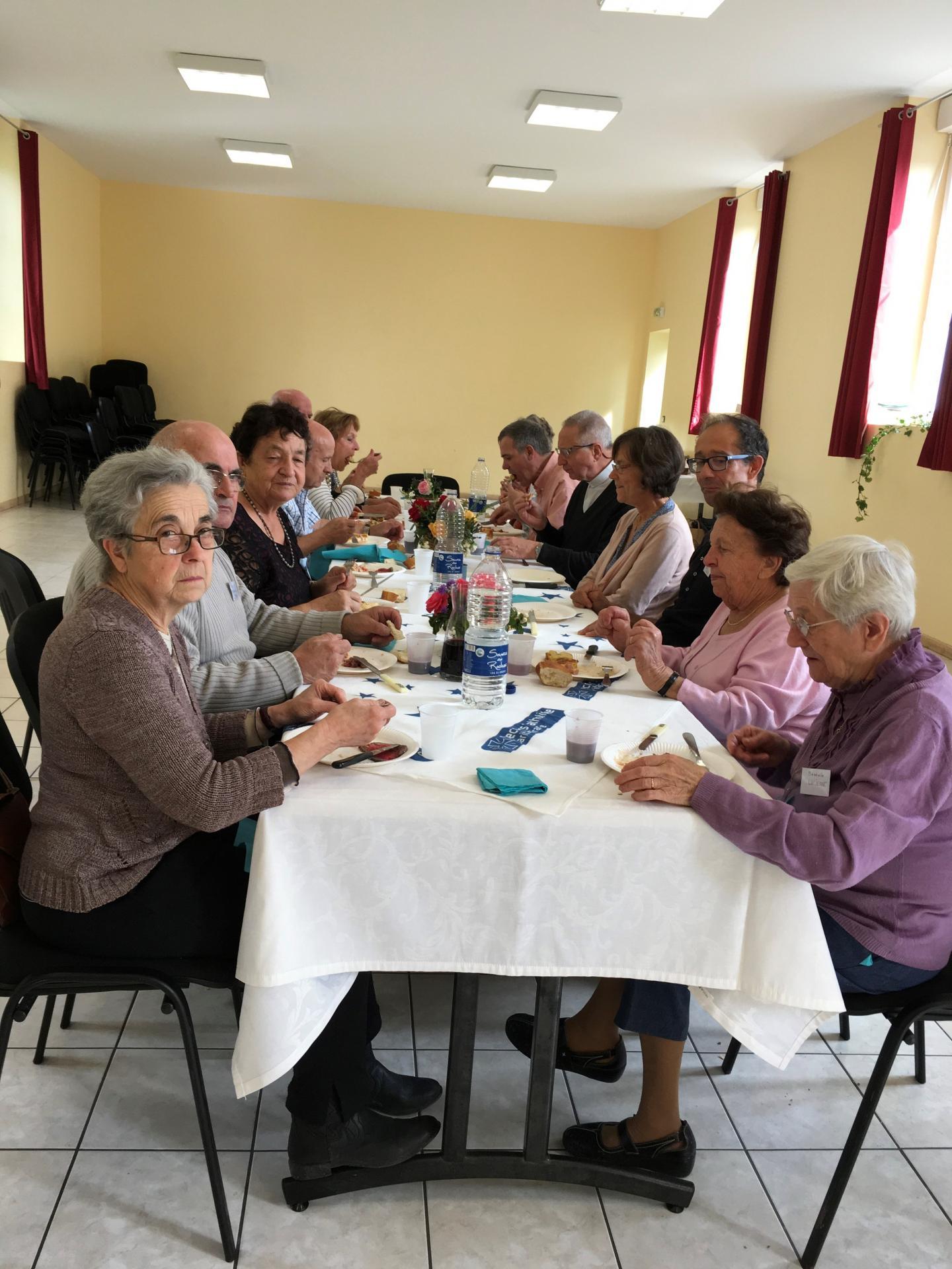 Inauguration secours catholique 4