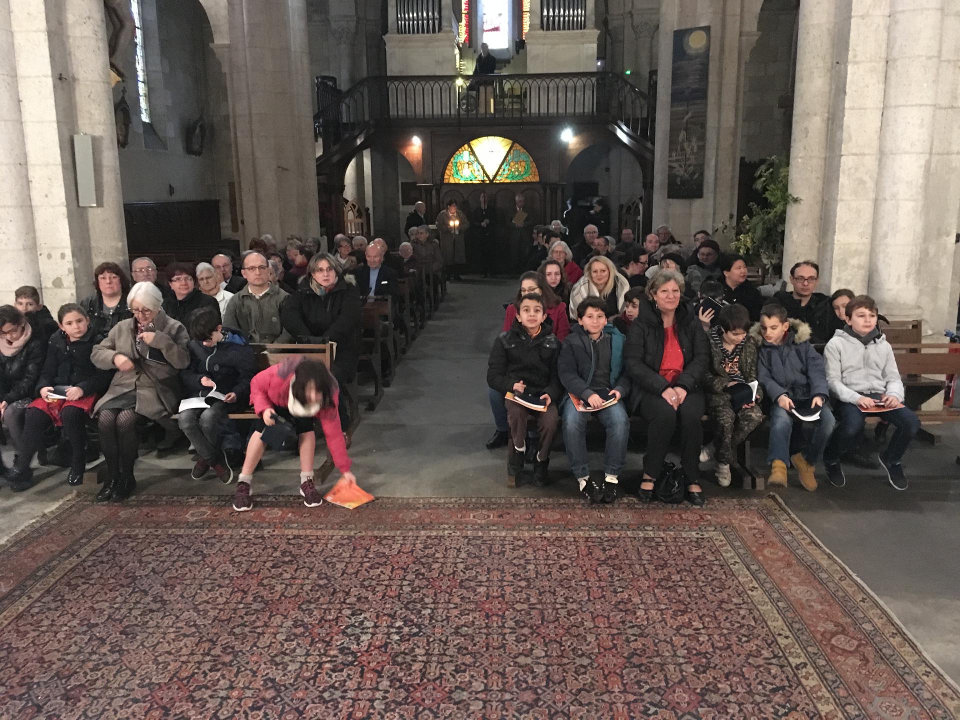 Visite pastorale eveque janvier 2018 5